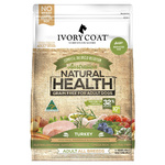 Ivory Coat Dog Senior Fat Reduced Turkey 2kg