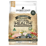 Ivory Coat Dog Adult Turkey & Duck 2kg