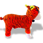 Dog Costume - Tiger Size 4