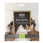 Aussie Treats Cat Roo Bites 55g