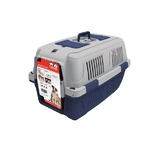 FurKidz Deluxe Pet Carrier Blue 50x33x29cm