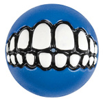 Rogz Grinz Ball Large 78mm Blue
