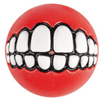 Rogz Grinz Ball Large 78mm Red