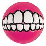 Rogz Grinz Ball Large 78mm Pink
