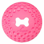 Rogz Gumz Ball Large Pink