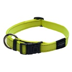 Rogz Lumberjack Collar XLarge Dayglow Yellow
