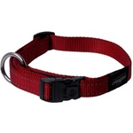 Rogz Large Dog Collar Red - Fanbelt