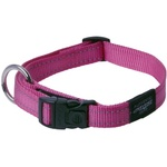 Rogz Large Dog Collar Pink - Fanbelt