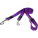 Rogz Dog Large Multi-Lead Purple - Fanbelt