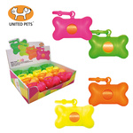 Bon Ton Fluro Poo Bag Dispenser