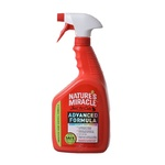 Natures Miracle Just For Cats Advanced Formula Severe Stain & Odour Remover 709ml