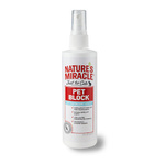 Natures Miracle Just For Cats Pet Block Repellent Spray