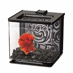 Marina Betta EZ Care Aquarium Kit 2.5 Litre Black
