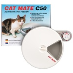 Cat Mate C50 Auto Feeder 5 Feeds