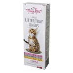 Trouble & Trix Litter Tray Liners 15 pack
