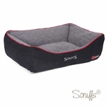 Scruffs Thermal Self Heating Bed Black/Grey 60x50cm