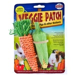Veggie Patch Double Carrot/Corn Chew Pack - Rabbit/Guinea Pig