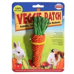 Veggie Patch Single Carrot Chew Treat Rabbit/Guinea Pig