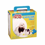 Living World Exercise Ball - Large (29cm) Ferrets, Rats, Guinea Pigs