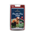 Sporn Double-Dog Leash