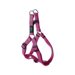 Rogz Lumberjack XLarge Reflective Step-In Harness Pink