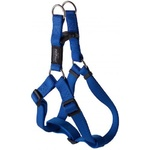Rogz Fanbelt Large Step-In Harness Blue