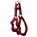 Rogz Fanbelt Large Step-In Harness Red