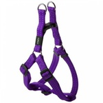 Rogz Large Step-In Dog Harness Purple - Fanbelt