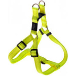 Rogz Large Step-In Dog Harness Dayglo Yellow - Fanbelt