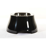 Dogit Elevated Dog Bowl Black 300ml