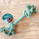Teeth & Breath Rope Toy 40cm for Dogs
