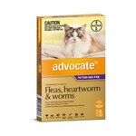 Advocate for Cats over 4kg 6 Pack Purple