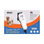 Wahl Showpro Pet Grooming Clipper Kit