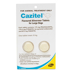 Cazitel Allwormer for Large Dogs 35kg 2pk