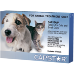 Capstar for Cats and Small Dogs