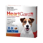 Heartgard Plus for Dogs up to 11kg 6 Pack Blue