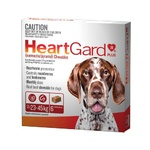 Heartgard Plus for Dogs 23-45kg 6 Pack Brown