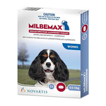 Milbemax Allwormer for Dogs 0.5-5kg