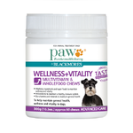 PAW Wellness Plus Vitality Chews 300g