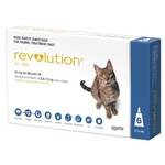 Revolution for Cats Blue 6 pack