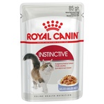 Royal Canin Cat Instinctive in Jelly Adult 85g