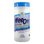 Wee Off Wipes - 35 Wipes