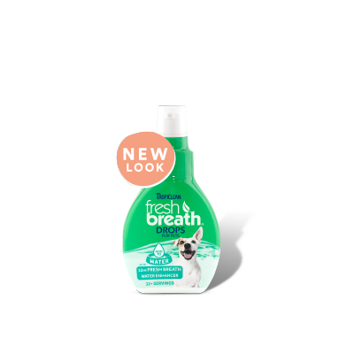 Tropiclean Fresh Breath Drops for Pets 65ml
