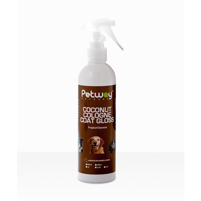 Petway Petcare Coconut Cologne Coat Gloss 250ml