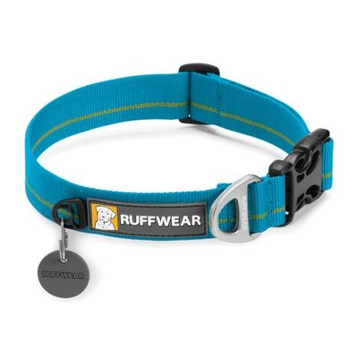 RUFFWEAR Hoopie Collar Baja Blue - Small