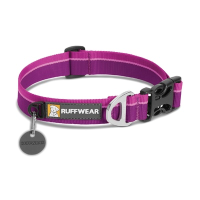 RUFFWEAR Hoopie Collar Purple Dusk - Medium