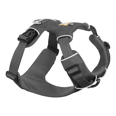 RUFFWEAR Large / X-Large Front Range Dog Harness Twilight Gray