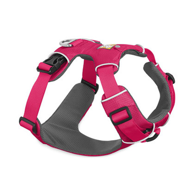 RUFFWEAR Small Front Range Harness Wild Berry