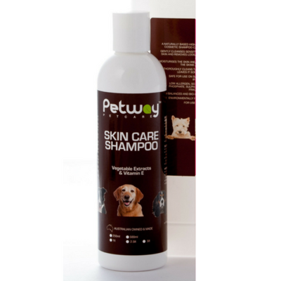 Petway Petcare Skin Care Shampoo 500ml