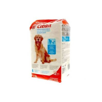 Dogit Dog Diapers -XLarge (20-40kgs) 12 Pack